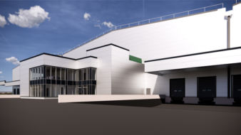 New 200,000 sq ft distribution centre to increase Southampton's logistics capacity
