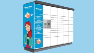 HERMES DOUBLES NUMBER OF LOCKERS TO HELP SUPPORT SOCIAL DISTANCING
