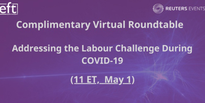 Addressing the Labour Challenge in Supply Chain During COVID-19 (Virtual Roundtable May 1st at 11ET)