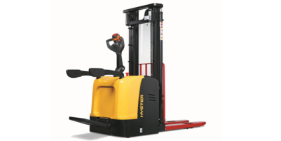 NEW HYSTER® PLATFORM STACKER ADDED TO GENERAL-PURPOSE TRUCK SERIES