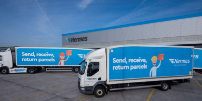 HERMES CREATES 10.5K NEW JOBS ACROSS THE UK AND ANNOUNCES £100MILLION INVESTMENT