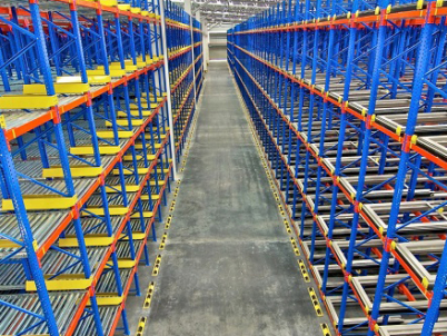 Warehouse Pallet Racking Types