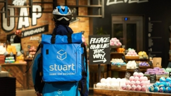 Lush chooses Stuart to power new same day, ship from store service