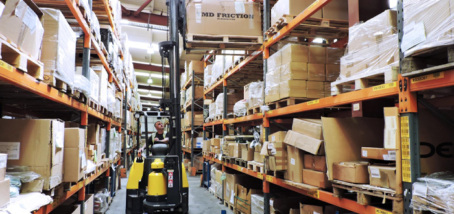 Aisle Masters are driving improvement for Bearmach