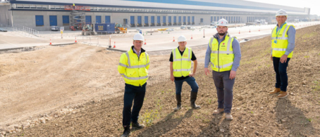 HERMES UK CONFIRMS 1,400 JOBS ALONGSIDE COMMITMENT TO ECO INITIATIVES AT NEW BARNSLEY PARCEL HUB